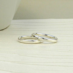 Stackable Sterling Silver Rings - product images  of