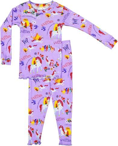 60%,off,Books,To,Bed,Uni,the,Unicorn,unicorn pajamas|girls unicorn clothing|unicorn best friends kids boutique|unicorn sleepwear
