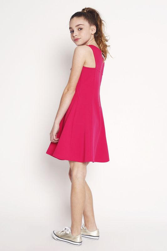 60% OFF Hannah Banana Fit And Flare Dress With Jewels - product images  of