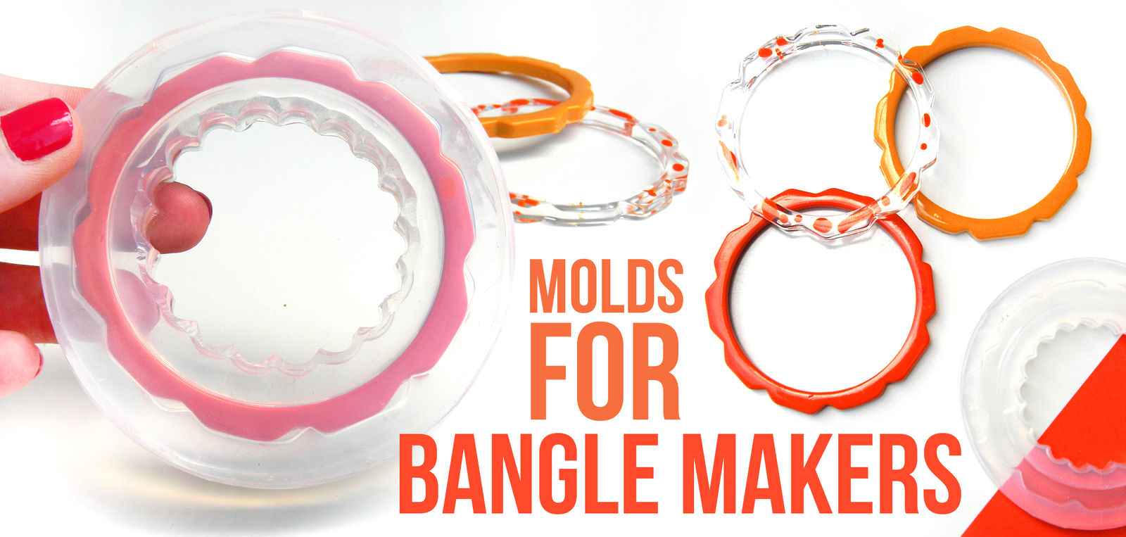 MOLDS TO CREATE BANGLES