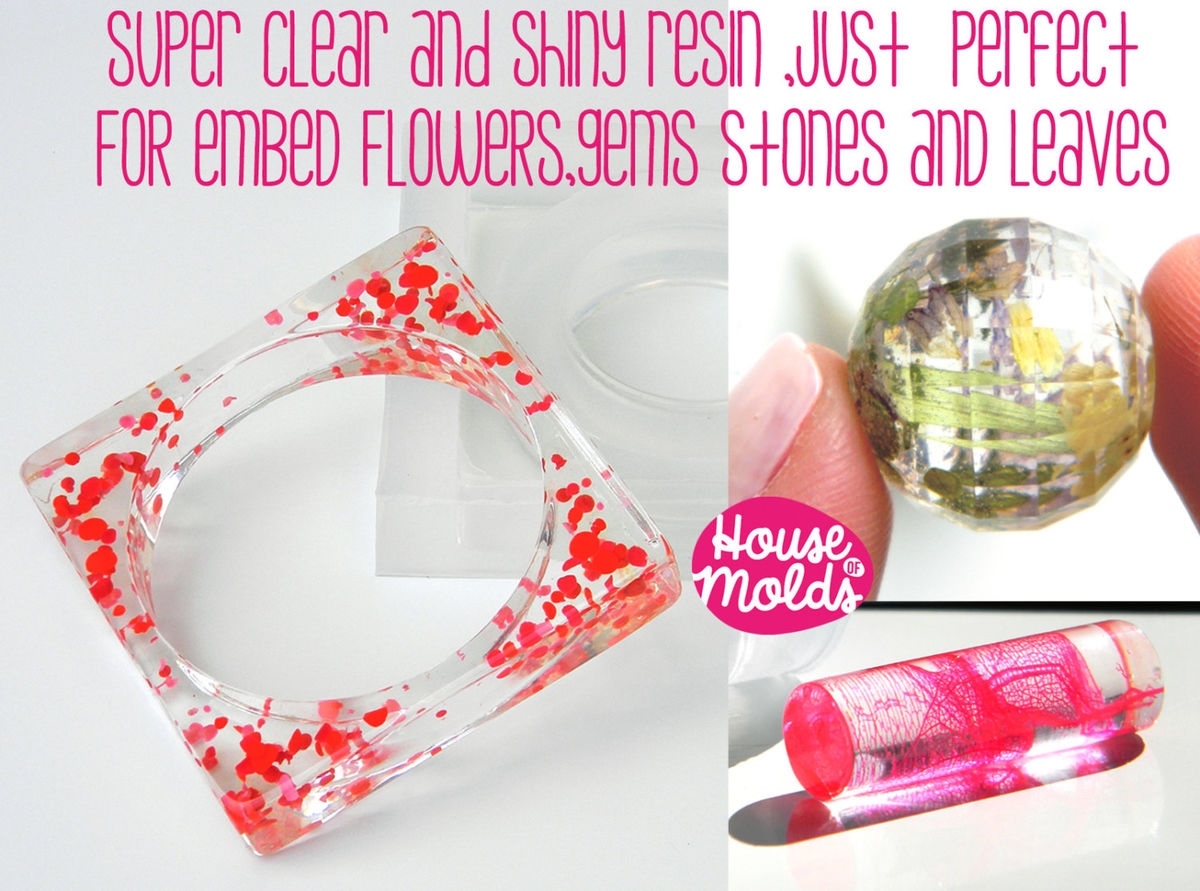 Epoxy Resin To Make Jewelry Home Decoration And Little