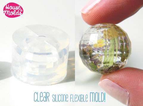 Clear,Mold,for,Faceted,Sphere,2.2,cm,diameter,,Mold,faceted,resin,Ball-House,of,Molds,Supplies,molds_for_sphere,mold_for_ball,silicone_mold,clear_mold,europeanstreetteam,mold_for_resin,resin_supplies,clear_ball,resin_ball,resin_sphere,orbit_mold,clear_mold_for_ball,faceted_sphere_mold,clear rubber