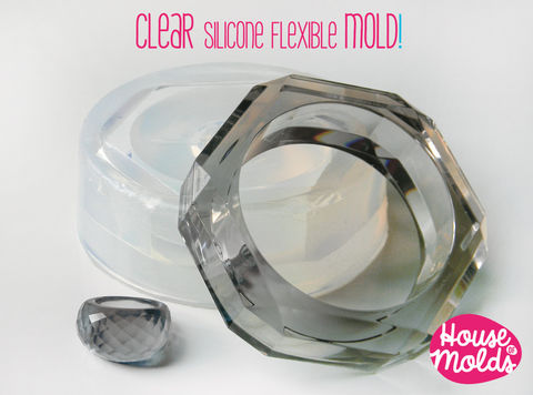 Clear,Rubber,mold,For,Bold,Faceted,Bangle,and,Ring,Supplies,resin_ring_mold,ring_mold,bangle_mold,resin_bangle_mold,resin_mould,resin_supplies,resin_crafters,europeanstreeteam,faceted_bangle,Clear_mold,modern_bangle,Silicone_mold,Clear_bracelet
