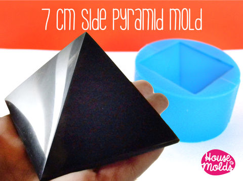Pyramid,7,cm,x,side,,Mold,for,3D,Pyramid-HOUSE,OF,MOLDS-,Supplies,silicone_mold,clear_mold,mold_for_resin,resin_supplies,resin_molds__jewelry,pyramid_mold,molds_for_candles,mold_for_pyramid,orgone_pyramid,pyramid_resin,clear_mold_pyramid,mold_for_cardholder,concrete_mold,clear rubber