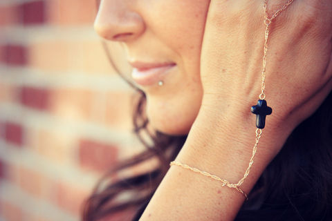 CROSS,hand,bracelet,in,different,colors,Jewelry,Bracelet,chain,body_jewelry,hand_jewelry,silver,gold,boho,ring,jewelry,turquoise,belly_dance,cross,slave_bracelet