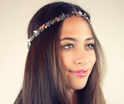 CHAIN,HEADPIECE-,chain,headdress,head,silver,leaf,Accessories,Hair,chain_headdress,hair_piece,chain_hair,belly_dance,chain_headband,headband,chain_head_piece,gypsy,hippie,wedding,Great_gatsby,goddess