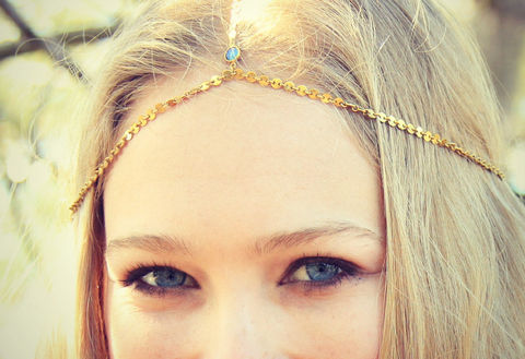 CHAIN,HEADPIECE-,head,chain,headdress,headpiece,Accessories,Hair,chain_headdress,hair_piece,belly_dance,chain_headband,headband,chain_head_piece,gypsy,hippie,wedding,goddess,bride_hair_piece
