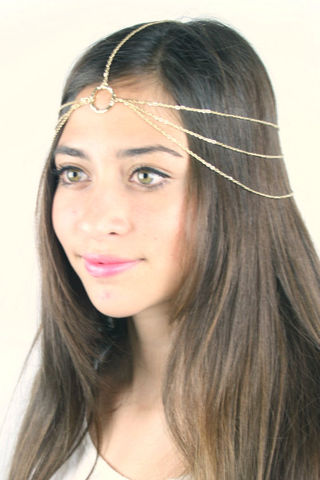 GOLD,HEAD,CHAIN/,PIECE,HEAD chain, chain headpiece, head piece, hair piece, HAIR CHAIN, gypsy headpiece