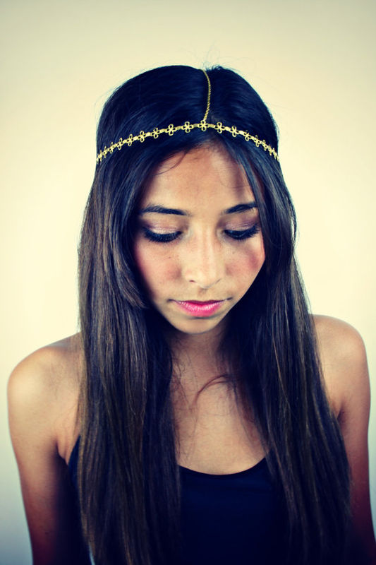 HEAD CHAIN / HEAD PIECE - product images  of