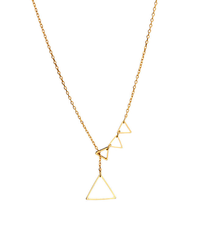 Triangle lariat - product images  of