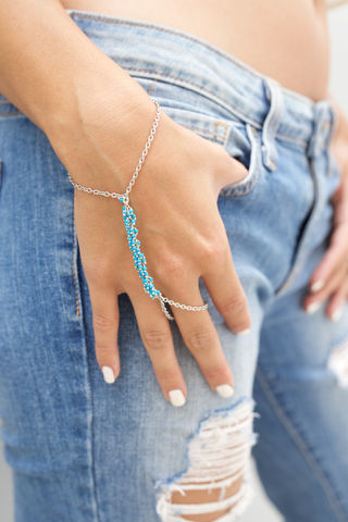 LOVMELY,HAND,CHAIN,in,silver,&,turquoise,Jewelry,Bracelet,bracelet,body_jewelry,hand_jewelry,gold,boho,ring,jewelry,belly_dance,slave_bracelet,coral,22k_gold,wire_wrapped