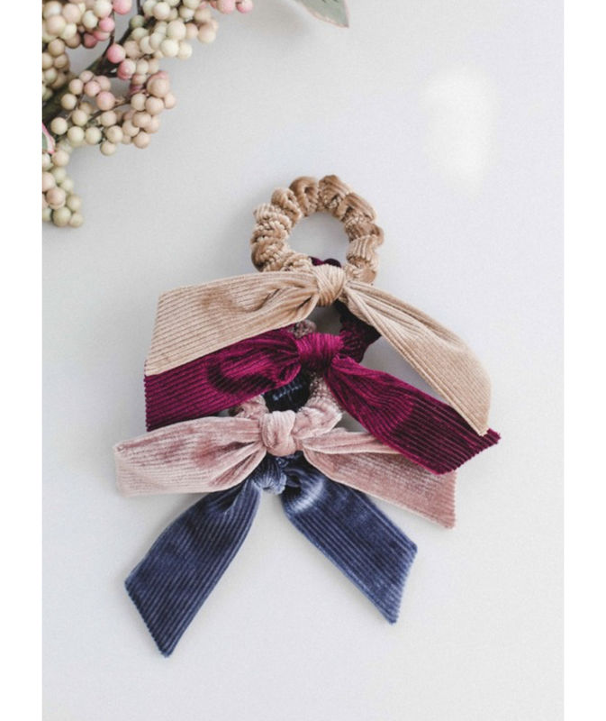 CASSIA SCRUNCHIE 4 pack set - product images  of