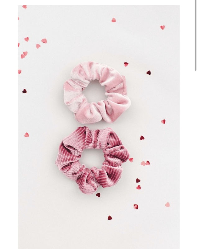 LALA SCRUNCHIE 2 pack set - product images  of