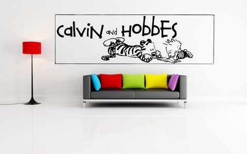 CALVIN,and,HOBBES,|,READING,CALVIN and HOBBES, CALVINandHOBBES, CALVIN & HOBBES, Bill Watterson, stickyedge, stickyedge.co.uk