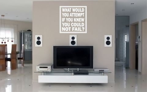 WHAT,WOULD,YOU,ATTEMPT,IF,KNEW,COULD,NOT,FAIL?,home, wall art, decor, family, vinyl, design, fun, love, stickyedge, stickyedge.co.uk, always, forever, NOT TO FAIL, WHAT WOULD YOU DO,