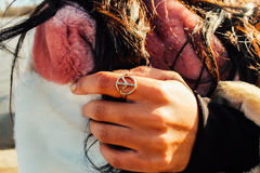 Circle,of,Peace,Gold,Ring,Hand jewellery, love it, must have, spring 2016, new collection, fashion, happy, joy, jewellery women's accessories, accessories, instagood, I want one, instajewels, I want, love is, design, beautiful, hand chains, bracelets, rings, Gold, Silver, Pearl, r