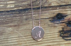 'I,Am',Collection,Personalised,Necklace,Personalized necklace, engraved necklace,