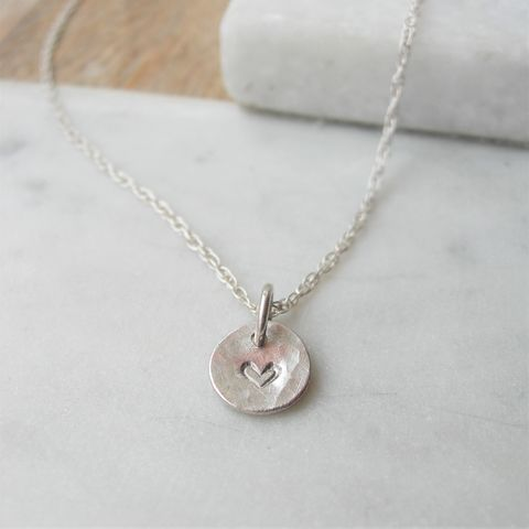 Little,Love,Personalised,Necklace,personalised jewellery, hazey designs, made in scotland