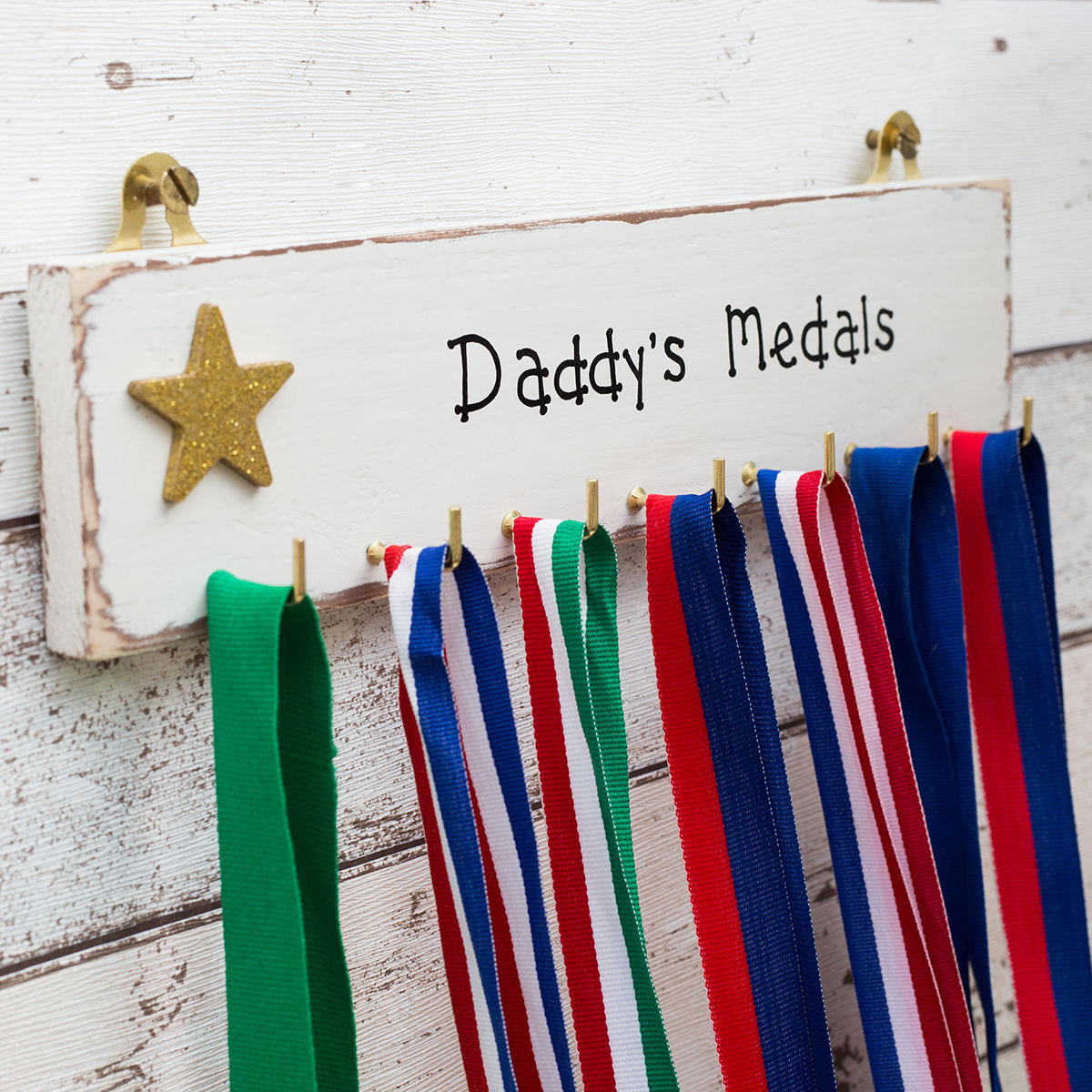 Personalised Medal Hanger - product images  of