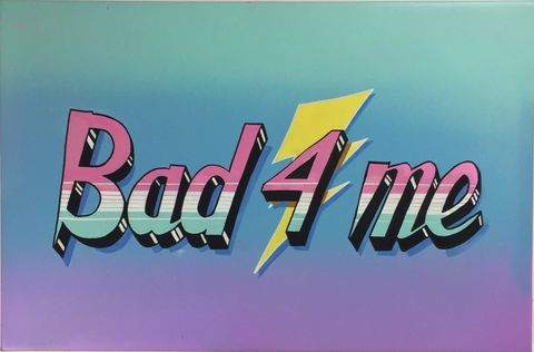 Bad,For,Me,So Fly Art SOFLY SPARYAINT Art graffiti Bad 4 me