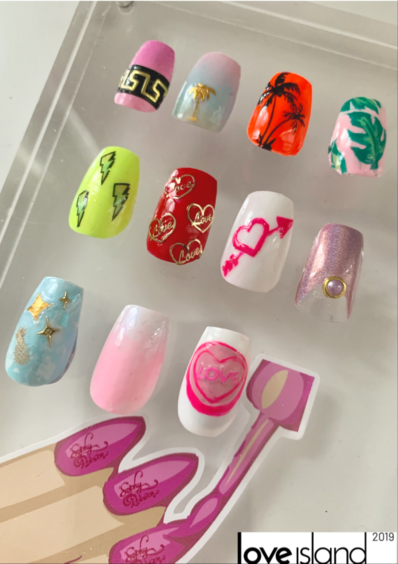 Nail Art Bar at Event - product images  of
