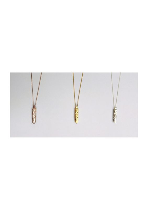 Crystal Power Necklace - product image