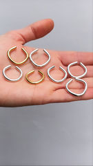 Vice,Rings,-,Silver,,Gold,or,2Tone,Yellow/Rose,Sterling Silver, gold, rings, ring, yellow gold, rose gold