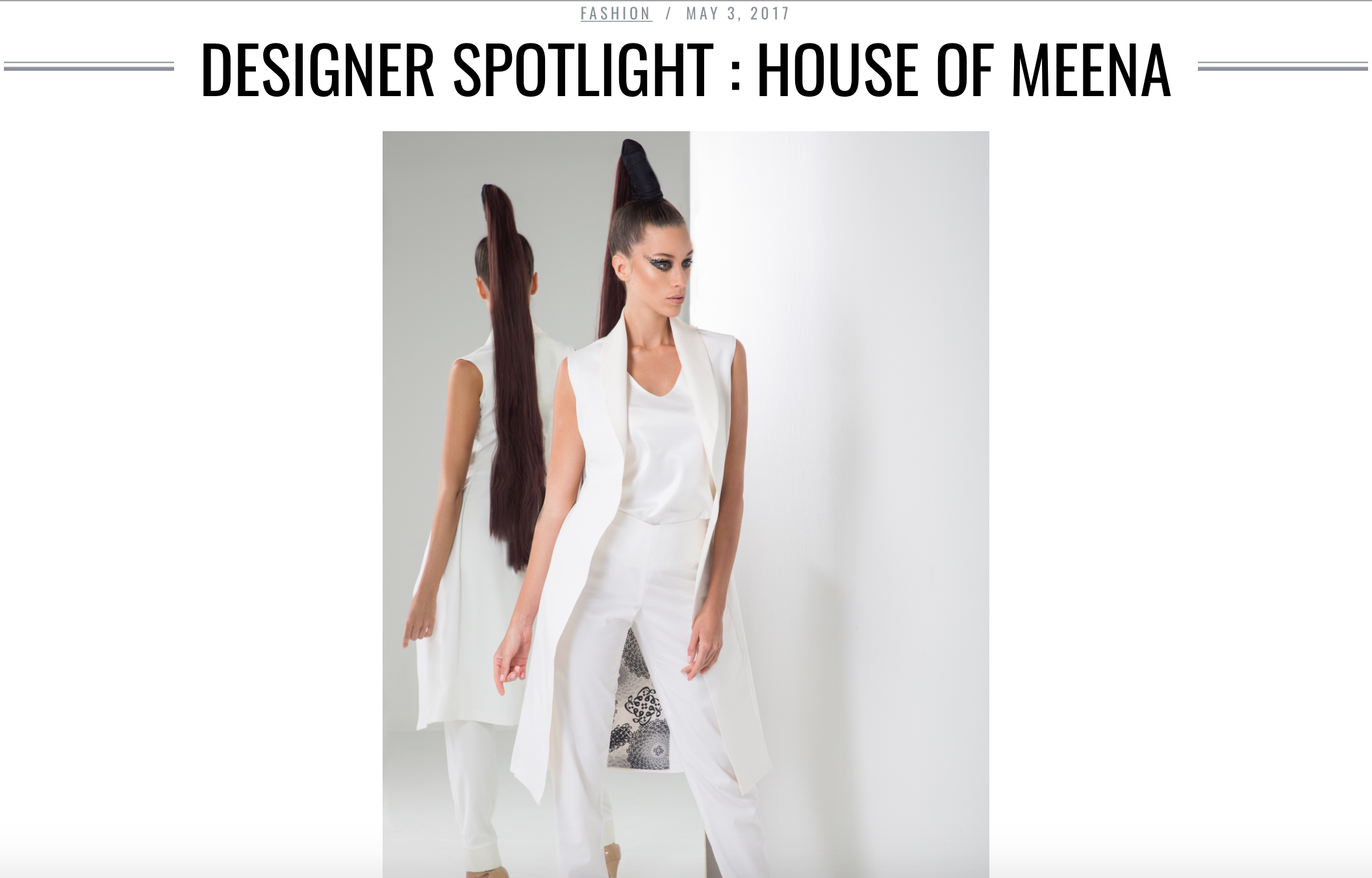 Designer profile - House of Coco