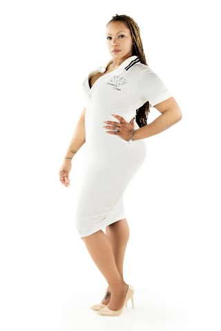LJ,Logo,Bodycon