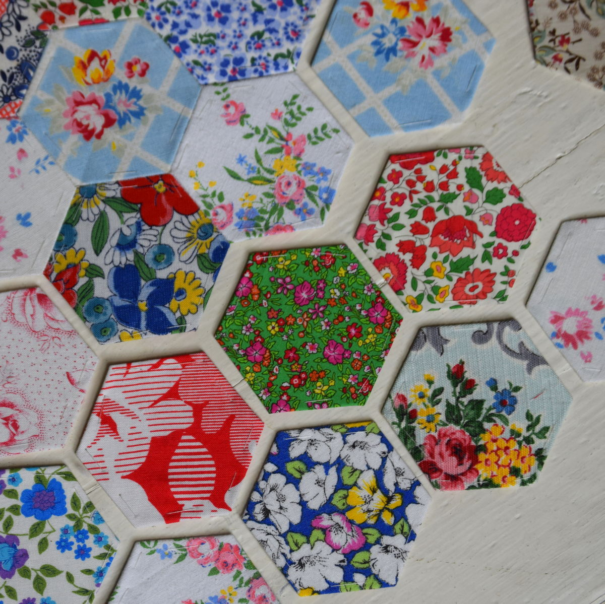English Paper Piecing Workshop - product images  of