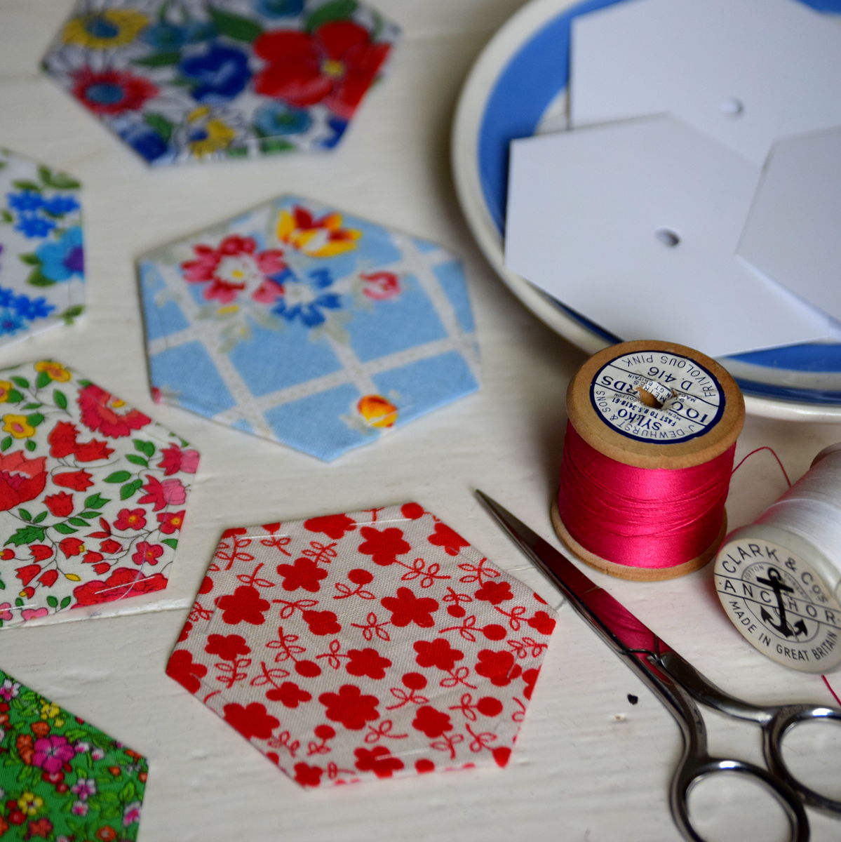 English Paper Piecing Workshop - product image
