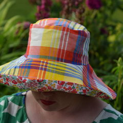 Reversible,Sun,Hat,Workshop