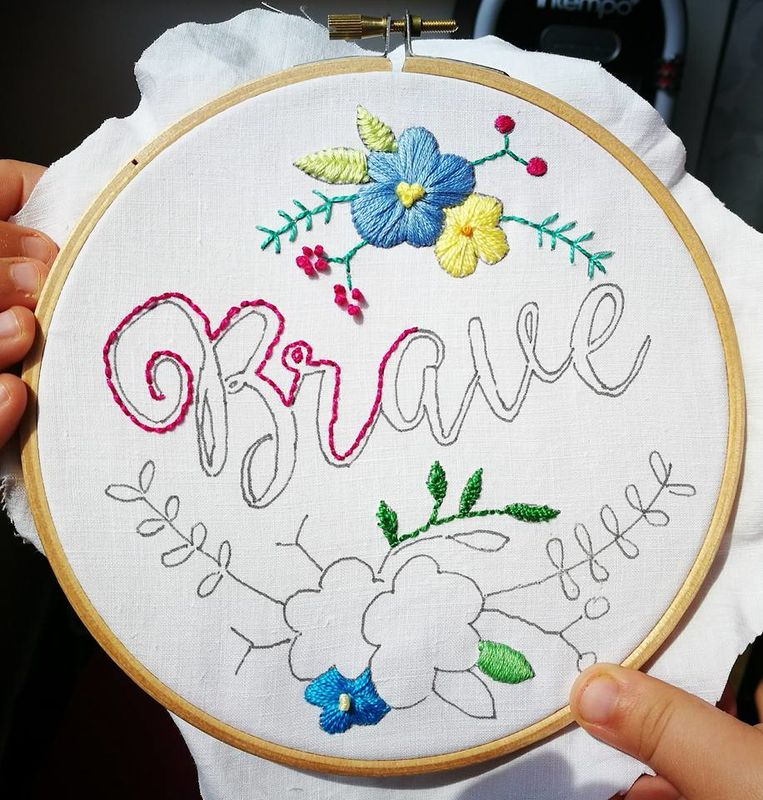Beginners Hand Embroidery Workshop - product images  of