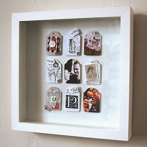 Personalised Wedding Keepsake Picture - product images  of