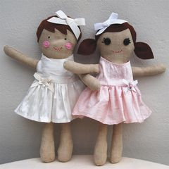 Personalised,Flowergirl,Doll