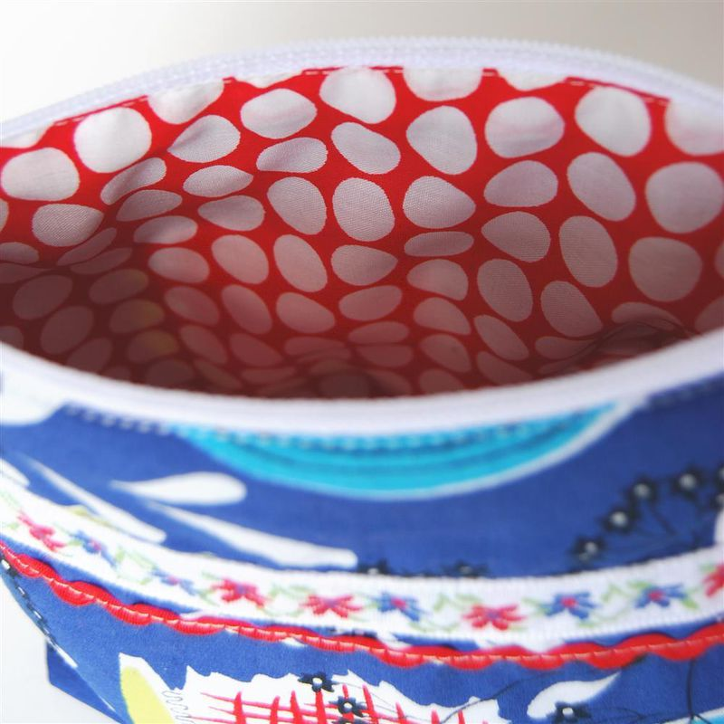 Zip Pouch Workshop - product images  of