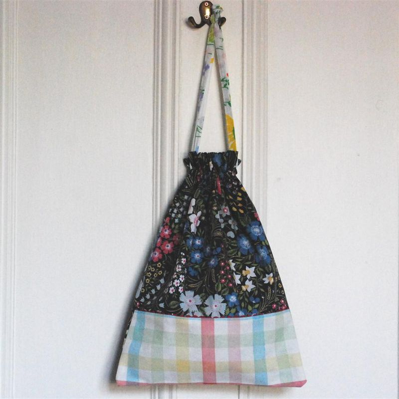 Drawstring Bag Workshop - product images  of