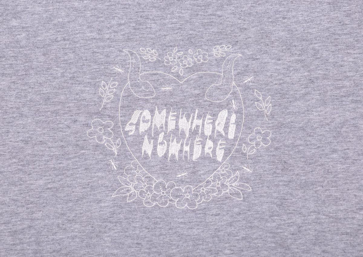 'HEDORO' EMBROIDERY T-SHIRT - product images  of