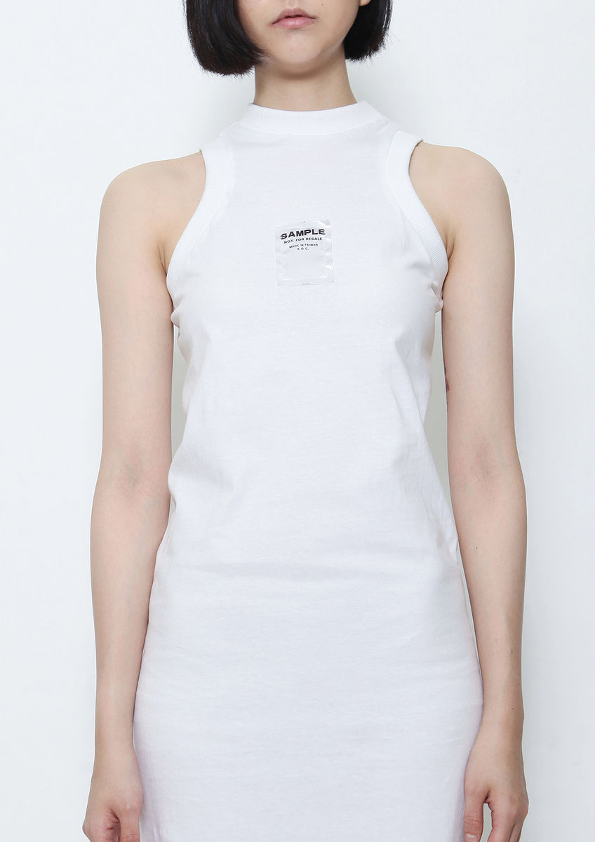 8ENNY LIN SAMPLE TAG TANK DRESS - product images  of