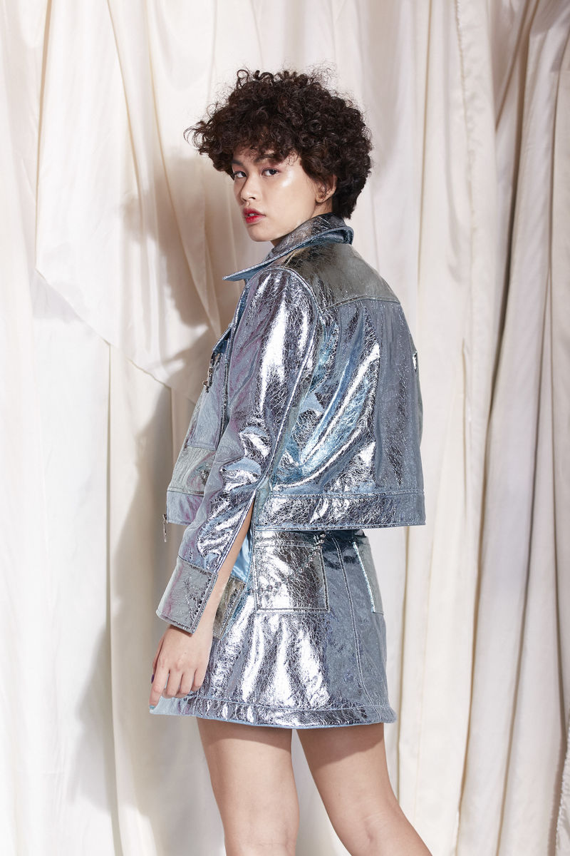 METALLIC JACKET - product images  of