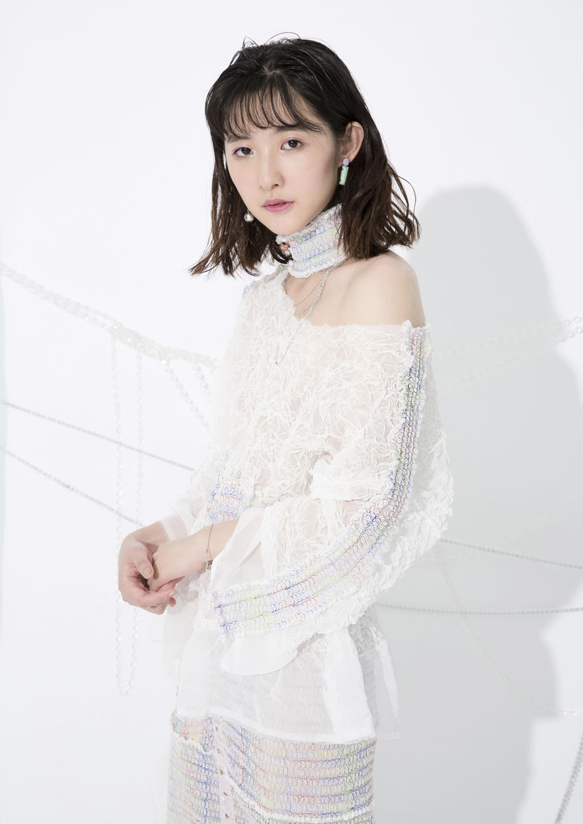 8ENNY LIN Ruffle Choker Top - product images  of