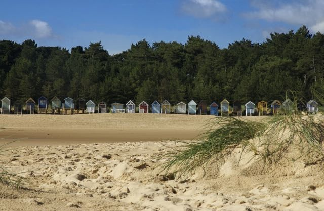 Marram Grass Beach Huts - product images
