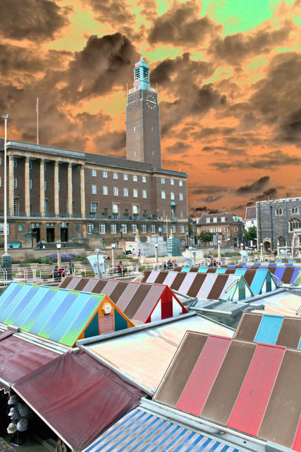 Norwich City Hall and Market - product images