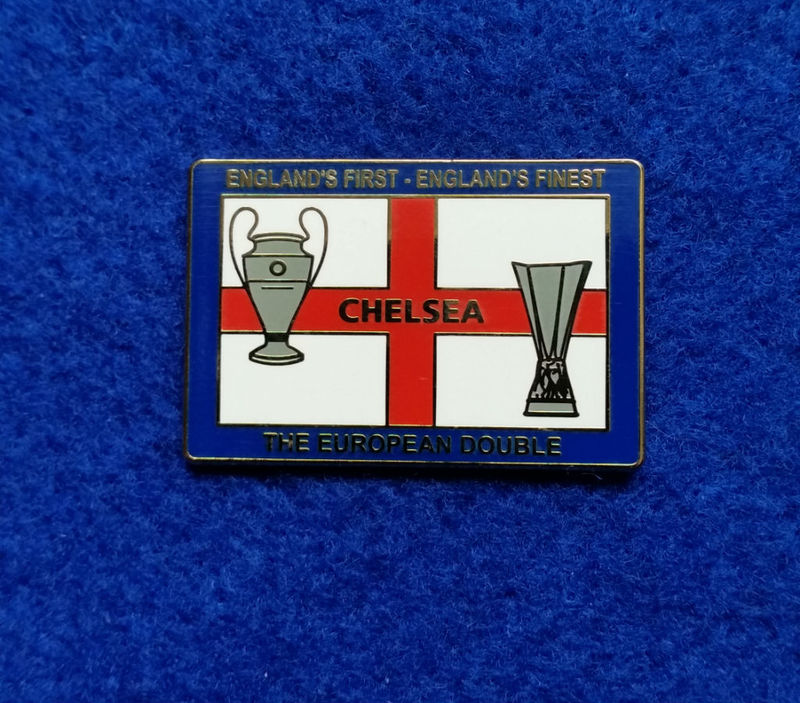 'England's First England's Finest' Pin Badge - product image