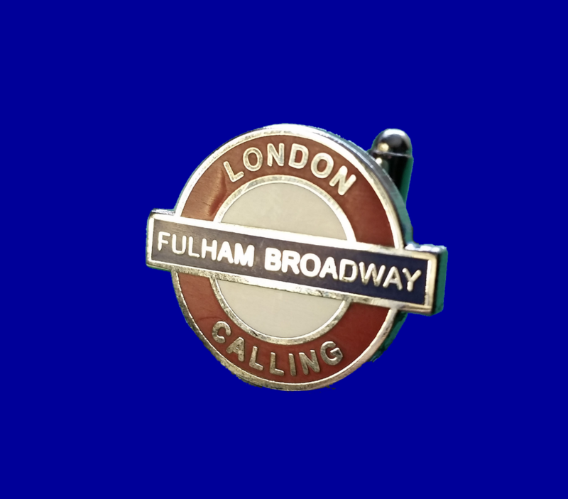'London Calling' Cufflinks - product image