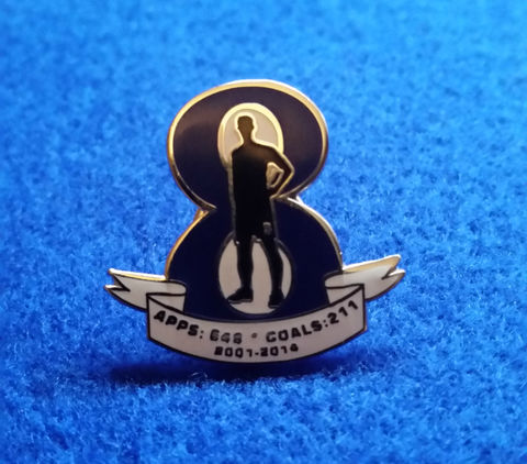 'Oh Frankie Lampard' Pin Badge - product images  of