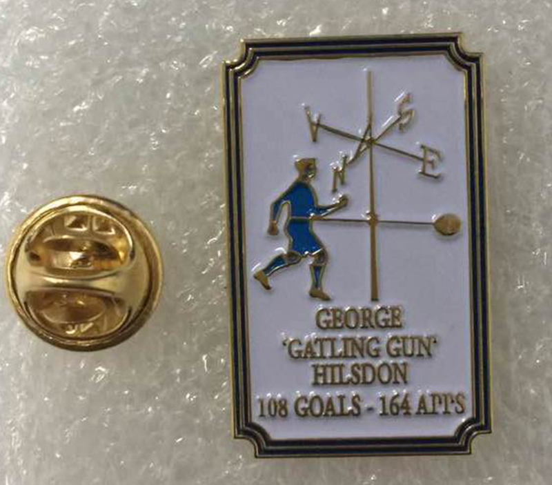 'GATLING GUN' BADGE PIN - product image