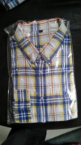 Lion,cotton,shirt,(White+Yellow+Blue)