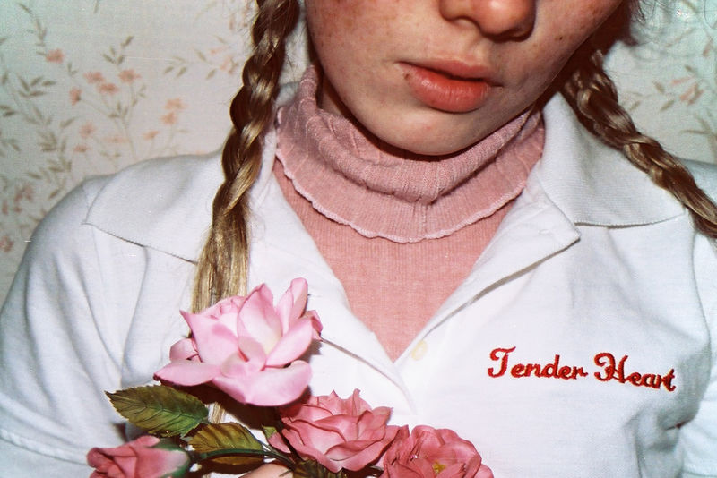 """TENDER HEART"" EMBROIDERED POLO - product images  of"