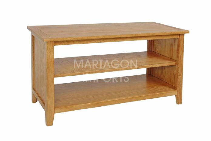 Shelford Oak Short Tv Stand Product Image